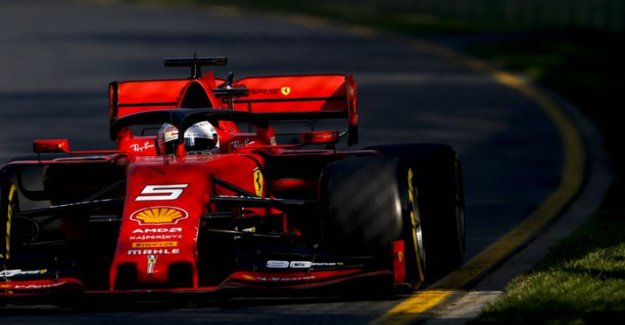 Ferrari continued strange venkoiluaan – F1-team name change again!