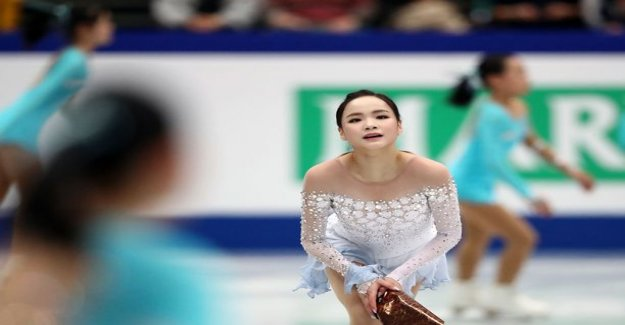 Figure skating world championships in drastic accusations of deliberate damage to the coach to defend a stir in the middle of a 16-year-old: you have seen Mariah's