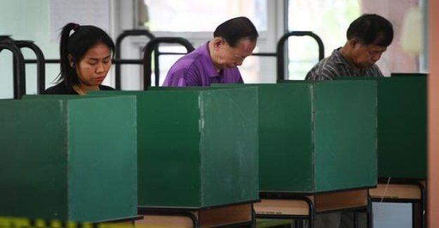 First choice for 2014: A fateful day for Thailand