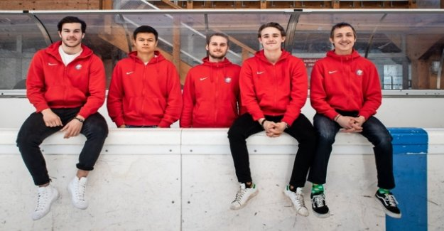 Five fresh faces for the ZSC-future