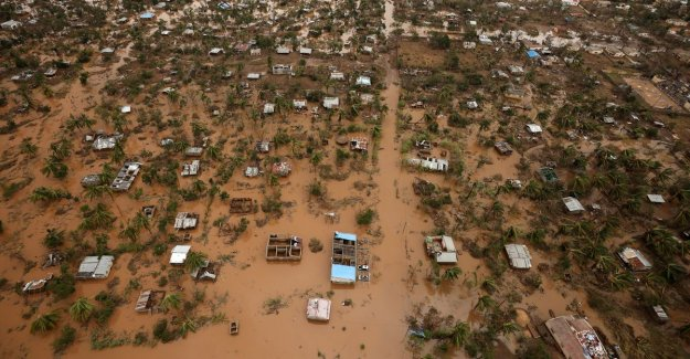 Flemish government makes 250,000 euros free for Mozambique and Malawi after cyclone Idai