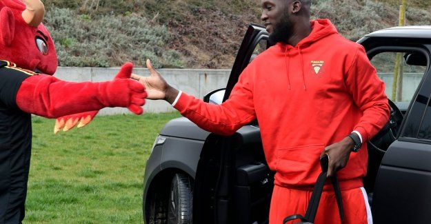 Football association confirms: Romelu Lukaku does not travel to Cyprus, also Boyata and Sels out