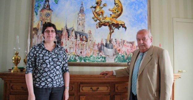 Former mayor of Diksmuide Hendrik Laridon (84) died after heart problems