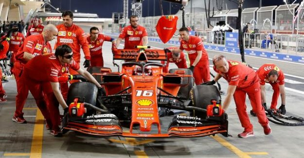 Formula 1 in Bahrain : Leclerc secures the Pole, Vettel in front of Hamilton