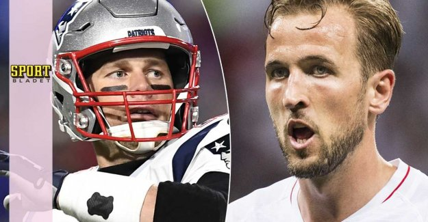 Fotbollsstjärnans dream – about the NFL: really
