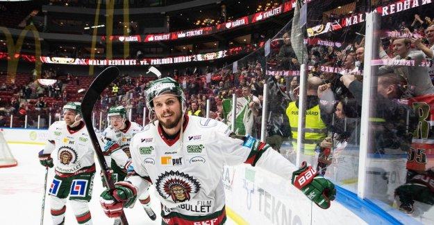 Frölunda won away – on the way to the semifinals