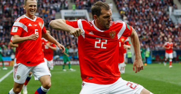 From Andrey Lunev to Artem Dzyuba: the eleven of Russia is analyzed