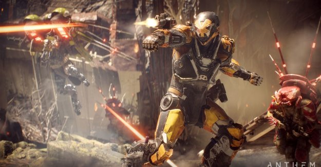 GAMEREVIEW Anthem: a moordgriet that too bright 'hard to get' play
