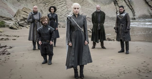 'Game of Poems': for all the 67 episodes of 'Game of Thrones' is a poem