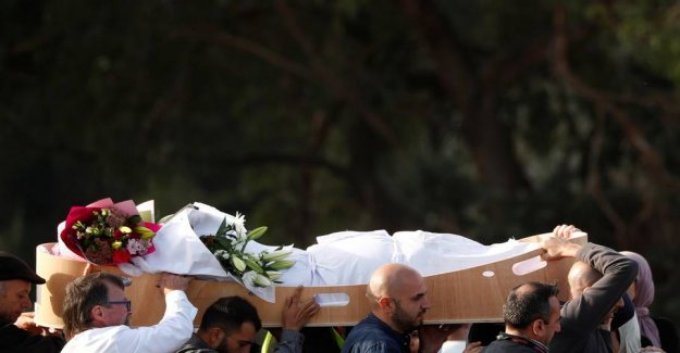 Gang members keeping vigil after terror-mass murder: Three-year buried