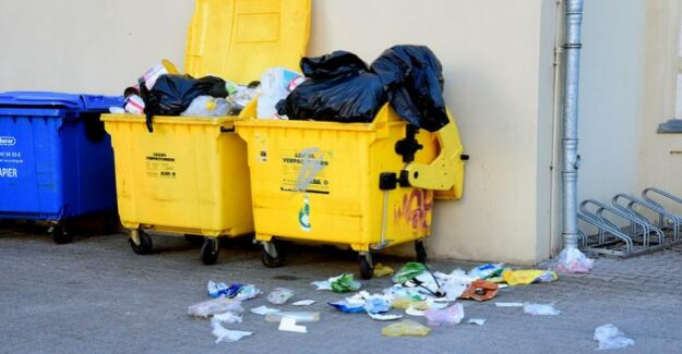 Garbage, dog waste, illegal dumping : Berlin's North is to be clean