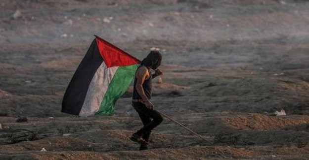 Gaza protests: there is A conflict, the fence on the border discharges