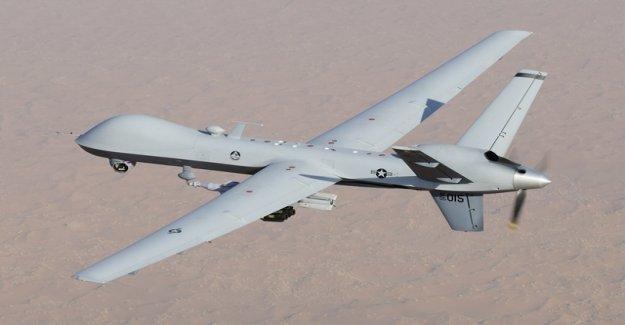 German Watchdog for U.S. drones