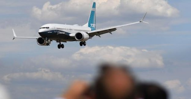 German air space for the Boeing 737 Max 8 locked