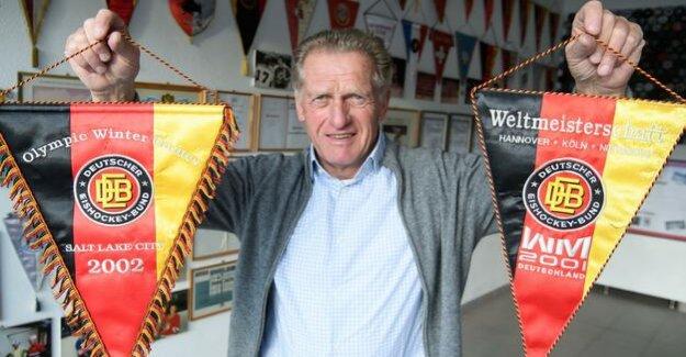 German football legend : The Alps, the volcano Hans Zach is 70