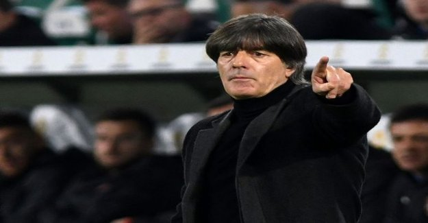 Germany owe the Dutch – either time is driven by Joachim Löwin over?