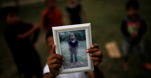 Girl after arrest by U.s. border police died, and died natural death