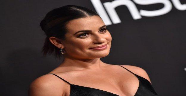 Glee star Lea Michele getting married - elegant bride, as Disney-princess
