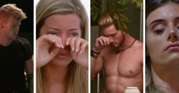 Gloom advantage after the third campfire: episode 8 of 'Temptation Island' in a nutshell