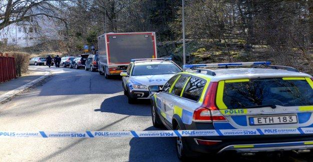 Go-around after suspicious object in Gothenburg
