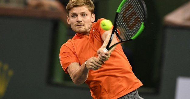 Goffin is counting in two sets with Andujar and state in third round Miami - Serena Williams has an injury