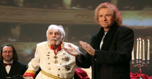 Gottschalk Show in the ZDF to 70. : Wetten, dass..?, but very similar