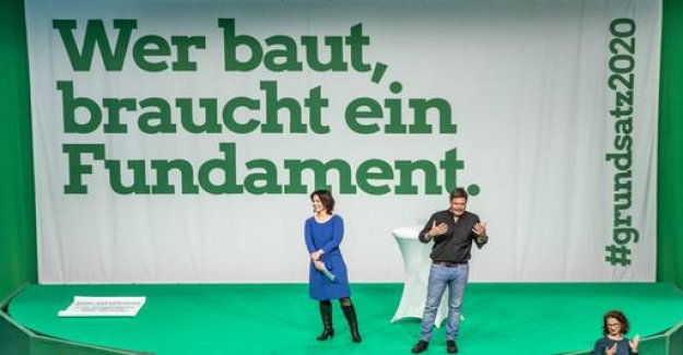 Green Convention: it's Nice up there