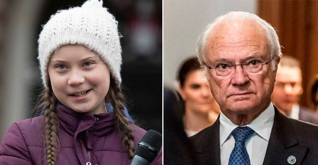 Greta Thunberg is more famous than the king in the united states