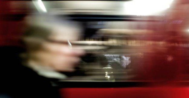 Gridlock threatens Monday: Now warns DSB passengers