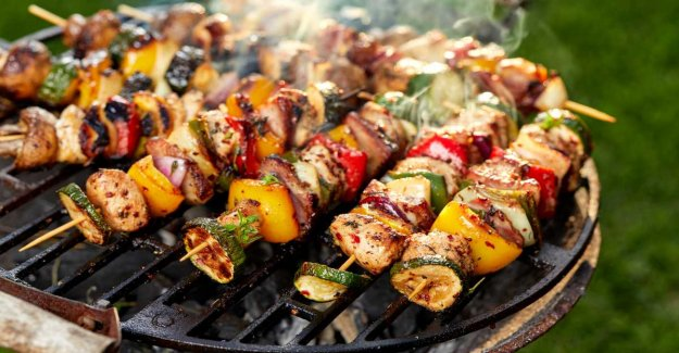 Grill like a woman – for the climate's sake