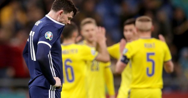 Group of Belgium starts immediately with a surprise: Scotland relives nightmare in Kazakhstan (3-0)