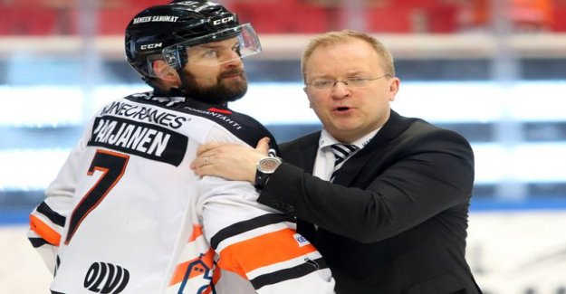 HPK:n the worst opponent was 18-year-old Bebe in Agility - a solution of paint do you Take Paajanen: we Got Kakon even a little dark
