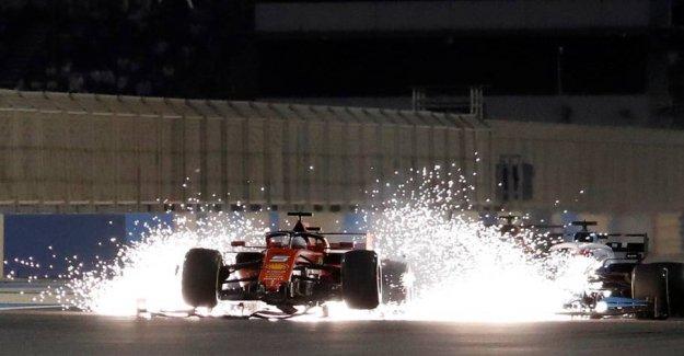 Haas-flop in the heartbreaking Ferrari-failure