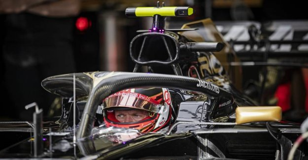 Haas on the Red Bull-hunt: - the Hole closes