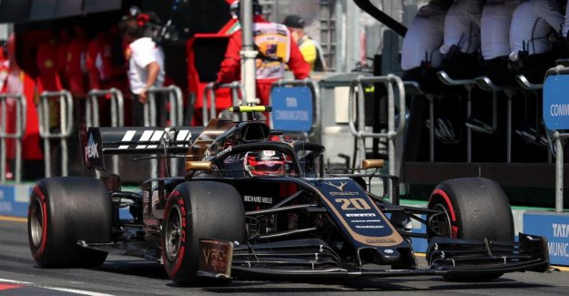 Haas reacts earlier: New level in the arms race