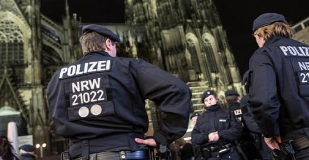 Hardly any judgments, according to Cologne's new year's eve night