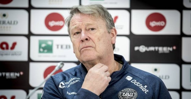 Hareide dread: - I am worried and scared for the players
