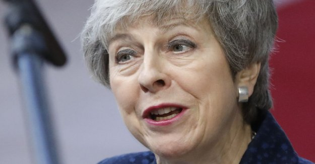 Has May now really all its credit slashed? Mps react furiously to speech