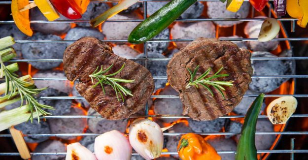 Here are the best recipes for the grill