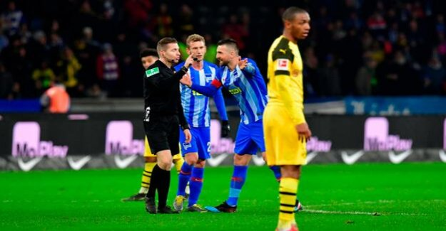 Hertha-BSC-Blog : Hertha is subject to Kiel 1:3