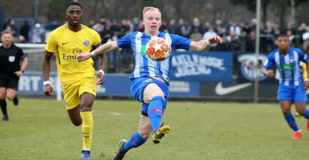 Hertha-BSC-Blog : Herthas U19 eliminated Barcelona from the Youth League