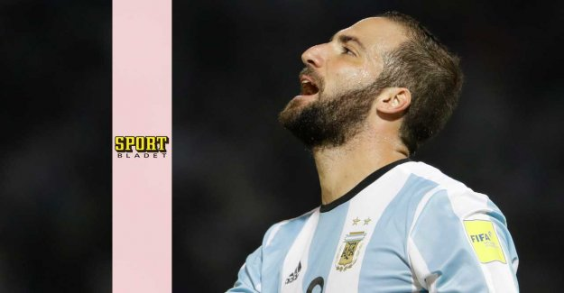 Higuain confirms – ends in the national team