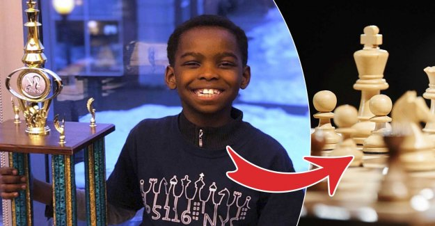 Homeless Tani, 8, becomes chess master in New York: We are so happy