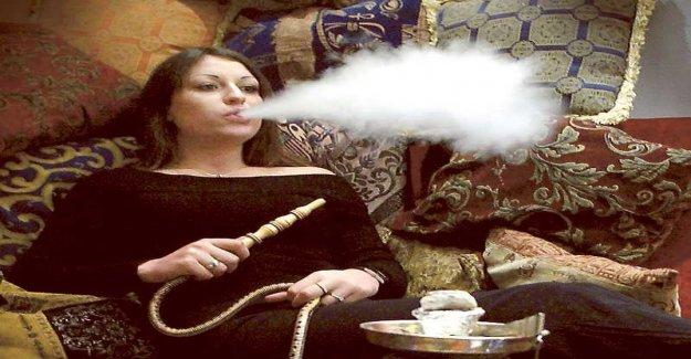 Hookah – dangerous as 100 cigarettes