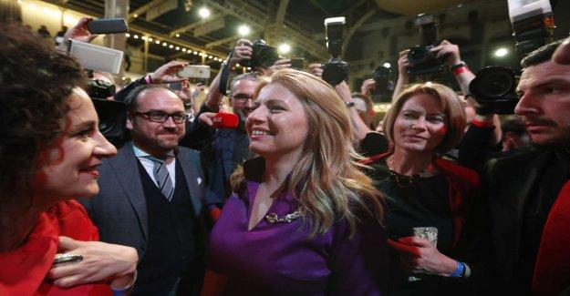 Hope and anger behind Caputovás victory