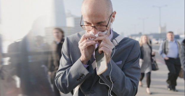 How to blow your nose properly?