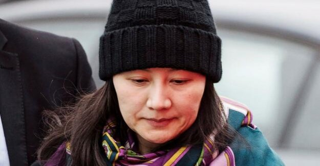 Huawei affair : China accused of two Canadians of espionage