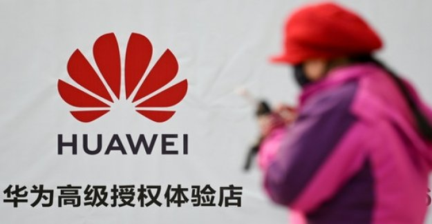Huawei discussion: In the Chinese dependency caught