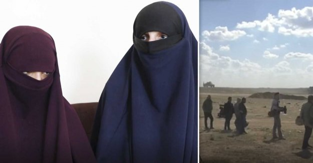 ICE-women with Swedish citizenship: We have the right to come back