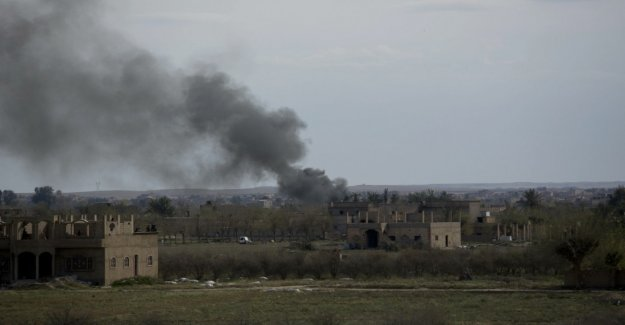 IS loses last Bastion in Syria